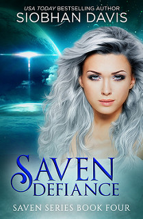 Saven Defiance (Saven #4)