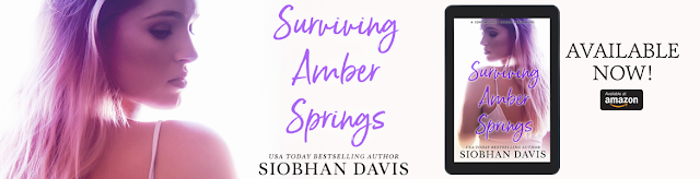 Surviving Amber Springs Available now banner