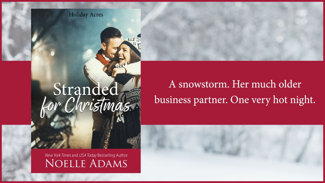 release graphic - Stranded for Christmas