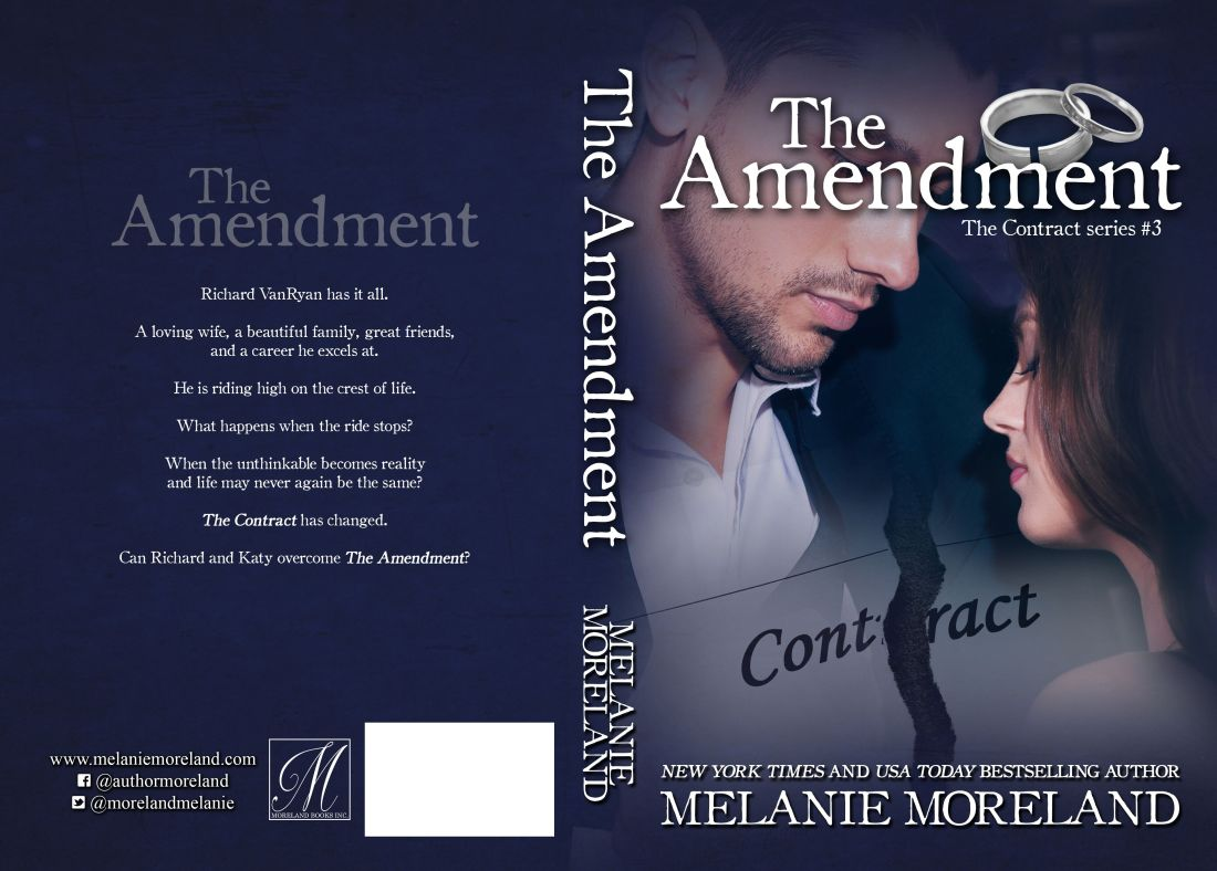 The Amendment Cover Wrap
