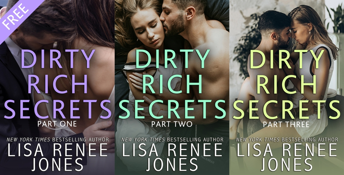 Dirty Rich Secrets trilogy